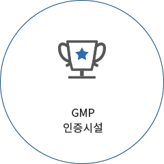 GMP 인증시설